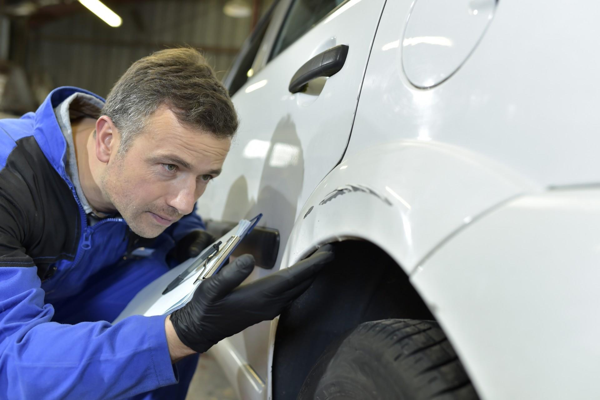 Réparation de carrosserie sur Morcenx