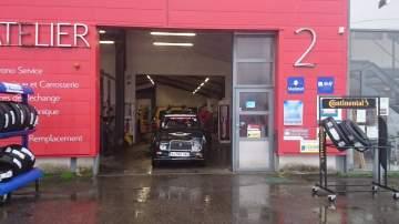 Le Garage Nogues rénove vos véhicules anciens toutes marques à Morcenx